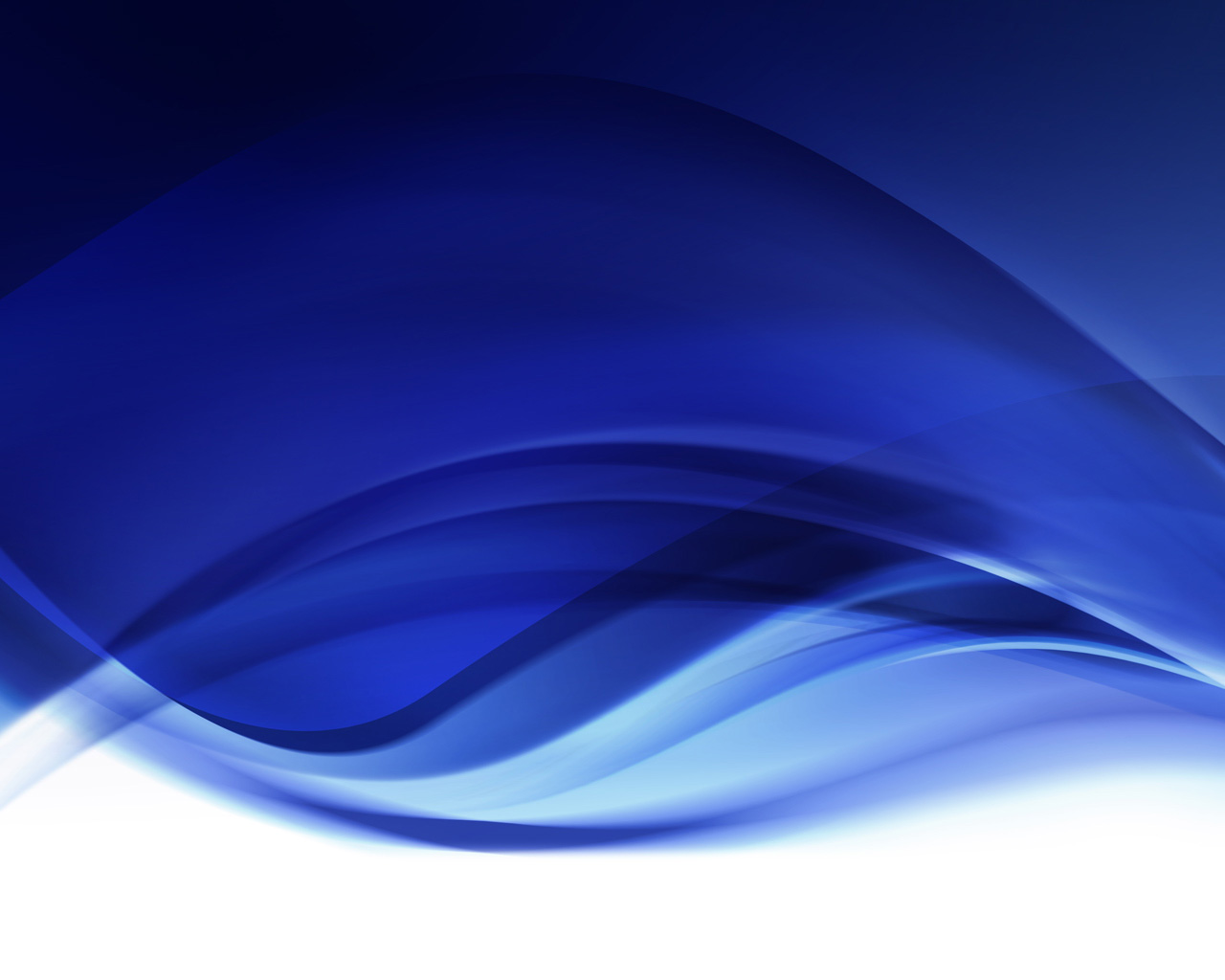 Blue Abstract Designs