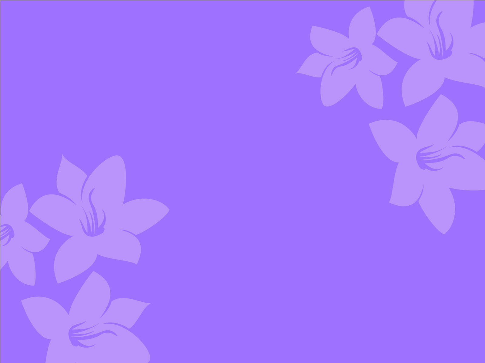 Violet Purple and Pink PowerPoint Templates 01  Indezine